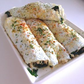 RECETA FITNESS/ Lo canelones protéicos sin hidratos de Jessica! - Fitfoodmarket