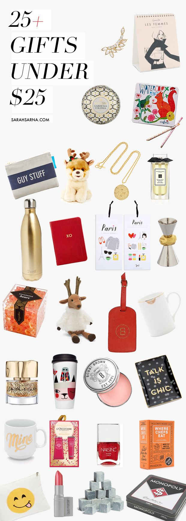 1000 images about gifts ideas on pinterest secret Ideas for womens christmas gifts under 25