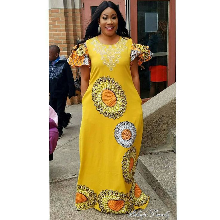 Nigeria latest fashion styles 74