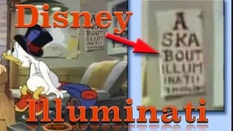 See the Illuminati Signs Exposed in Disney Animations! Child Subliminal Brainwashing (Video) | Alternative