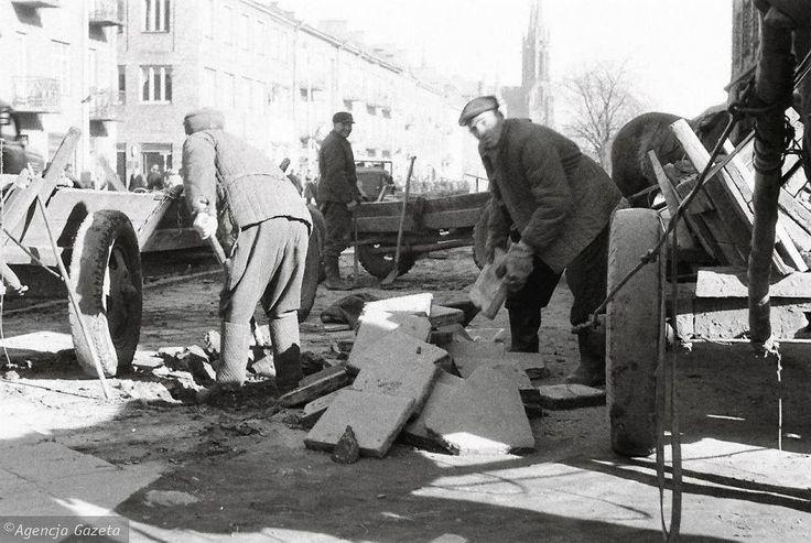 Zdjęcie numer 49 w galerii - Jak kiedyś wyglądał Białystok? Unikalne zdjęcia Antoniego Zdrodowskiego