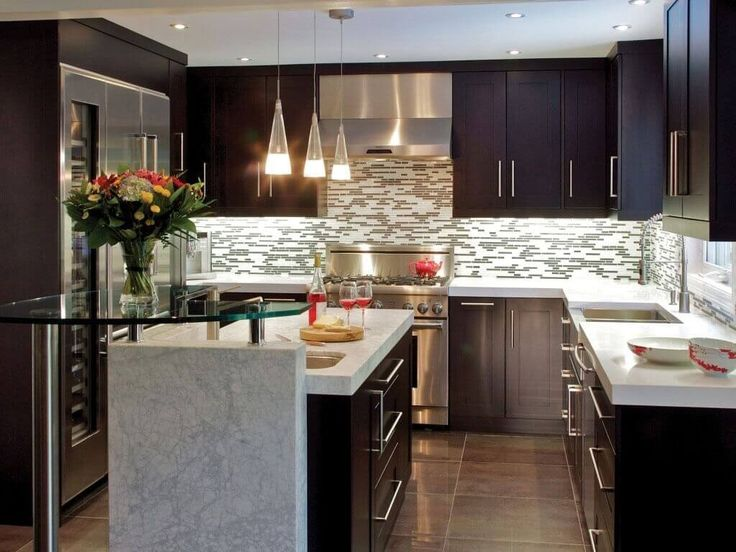 Best Kitchen Remodel Cost Ideas On Pinterest Easy Kitchen - How much does a full kitchen remodel cost
