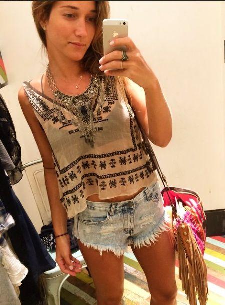 Gabriela Pugliesi Women´s Fashion Style Inspiration - Moda Feminina Estilo Inspiração - Look - Outfit