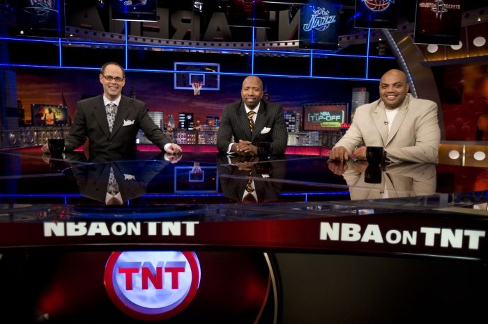 'Inside the NBA' could teach a thing or two to the ladies of 'The View'