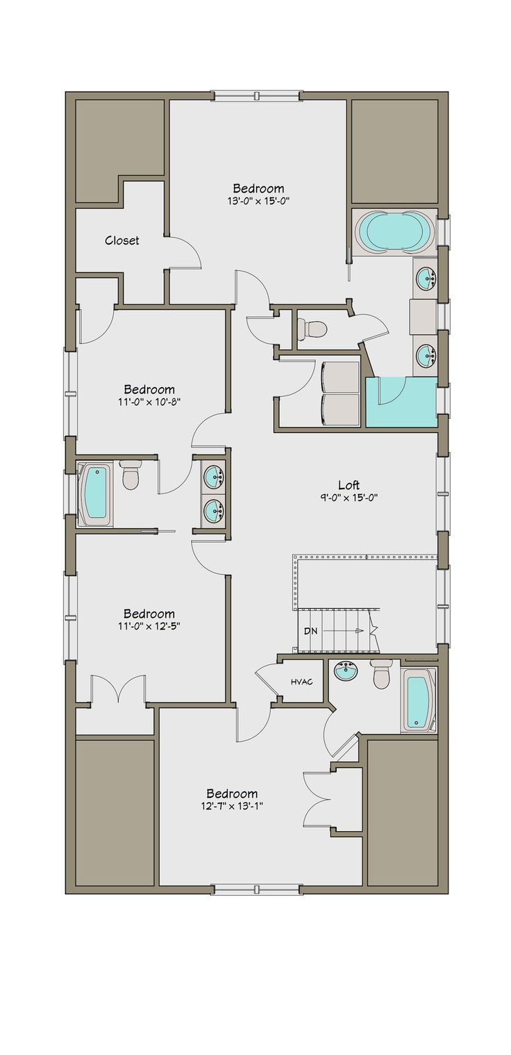 364 best house plans images on pinterest house floor plans