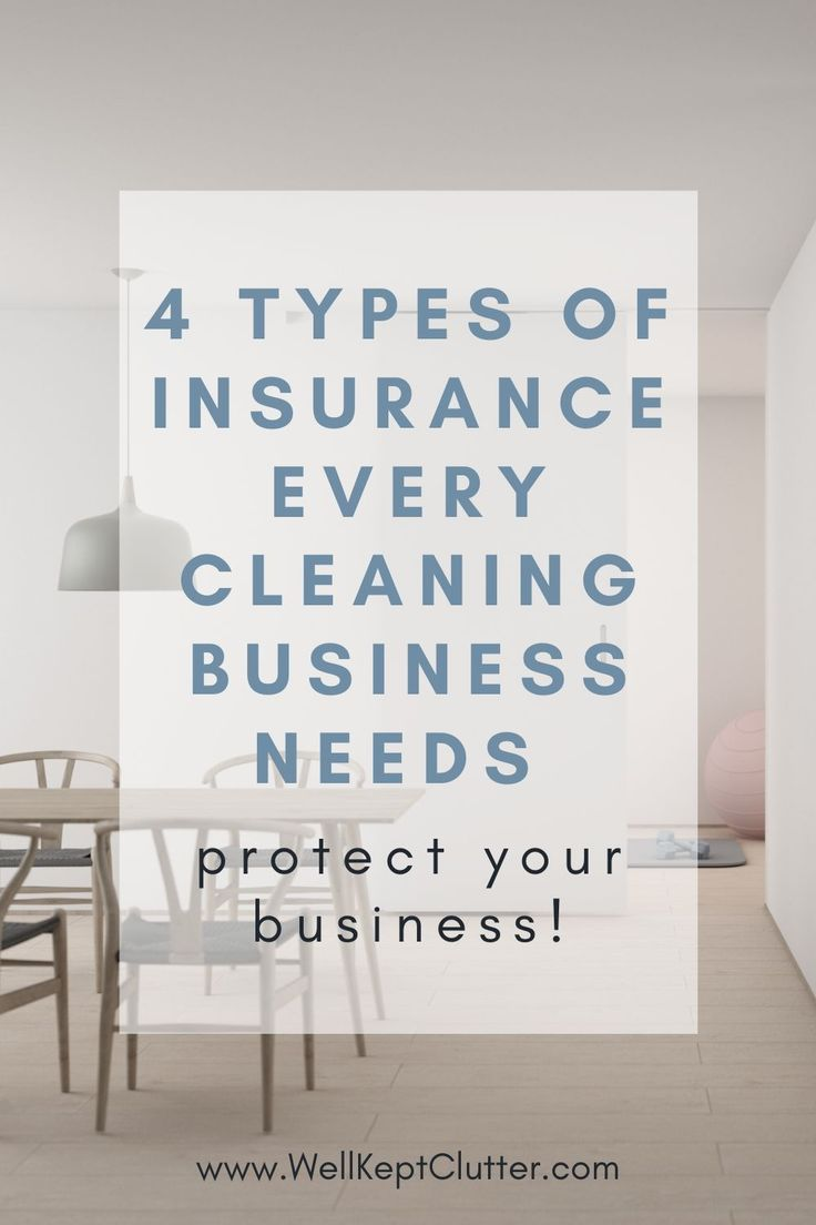 Why Every Cleaning Business Should Carry Insurance In 2020