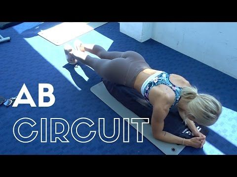 HOME BOOTY CIRCUIT | Tammy Hembrow - YouTube