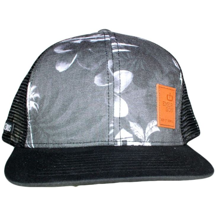 EMERSON Καπέλο με φιλέ