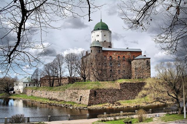 Viipuri Castle, Karelia