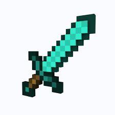 """Résultat de recherche d'images pour """"épée minecraft dessin"""""""