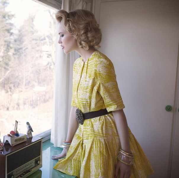i want that dress!  photo: Marc Thirouin
