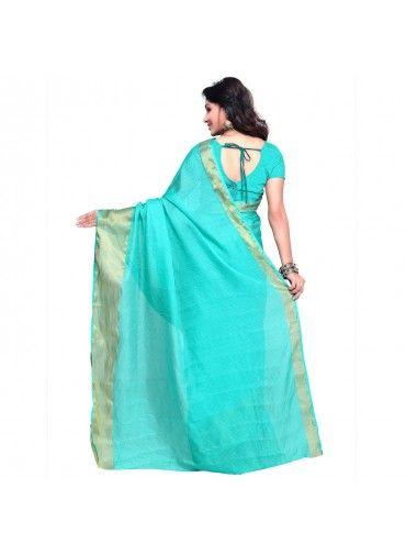 green  kota silk  Sraee With Zari  Border#saree, #festivalsaree, #bucksbenefit #onlinesaree, #desigersaree, #partywearsaree, #colorfulsaree, #handworksaree