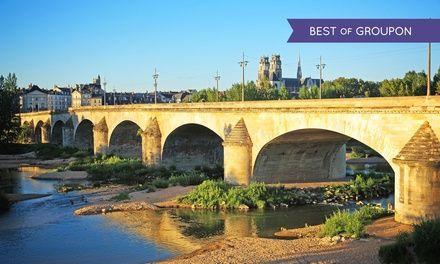 Orléans : 1 à 3 nuits avec dîner gourmand et verre de champagne optionnels au Campanile Orléans Saran pour 2 personnes