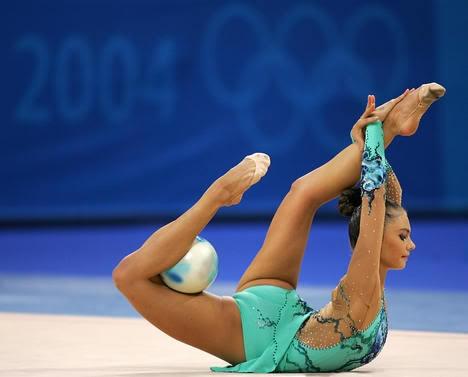 Alina Kabaeva  ball | Rhythmic Gymnastics