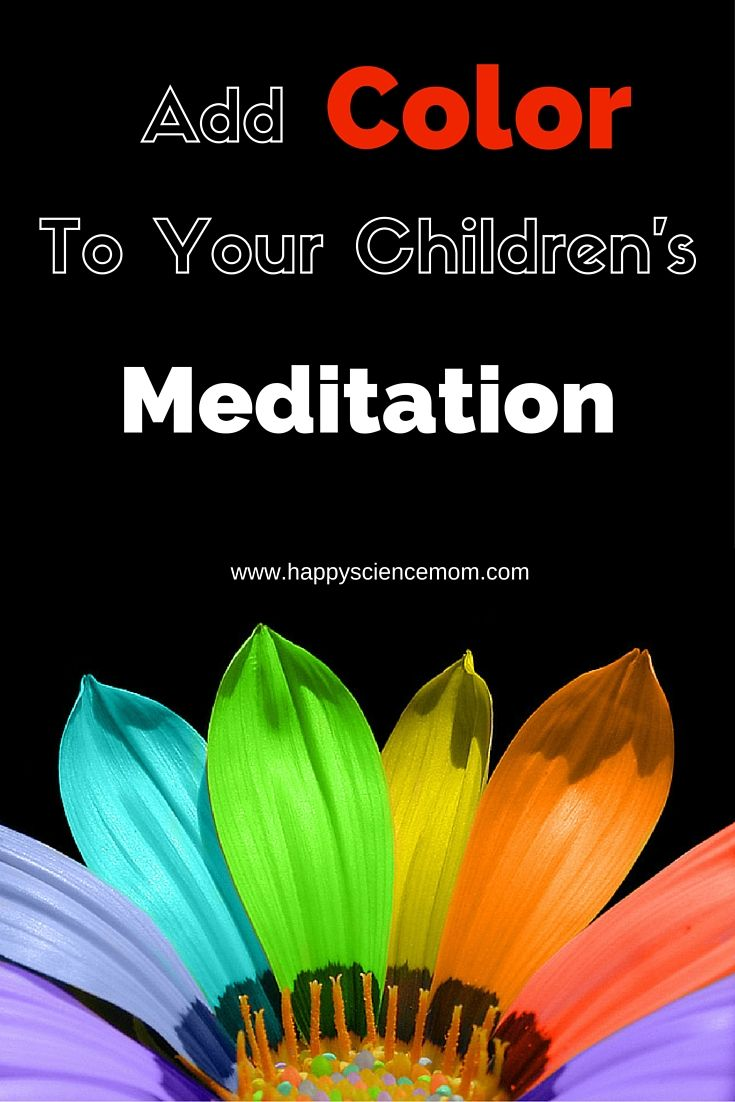 Happy Kids | Kids and Stress | Kids and Anxiety | Kids and Yoga | Kids and Meditation | Kids and Mindfulness | Kids and Relaxation | Calm Kids | Color Meditation | Rainbow Meditation | Creative Meditation