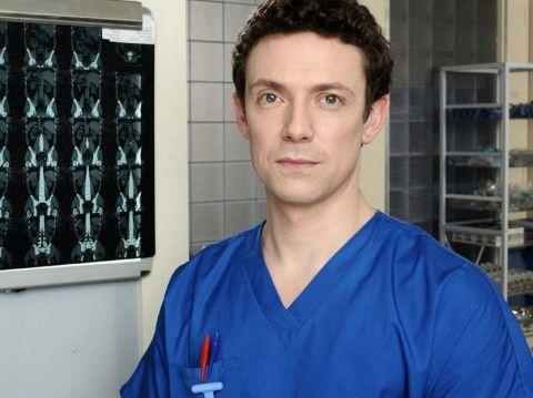 Michael Thomson as fearless, unstoppable Nurse Jonny Maconie