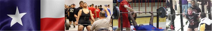 Texas High School Powerlifting State Championships Taylor County Expo Center March 28, 2015 Opening ceremony 8:30 a.m. Competition 9:00 a.m.
