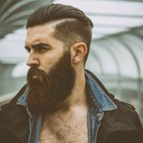Pleasing 1000 Images About Beard Style On Pinterest The Suits Man Short Hairstyles Gunalazisus