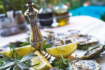 Try the Ston oysters and mussels here, which are considered to be some of the tastiest and finest shell fish in the Adriatic.