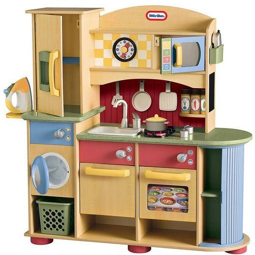 Best Wooden Play Kitchen Sets Ideas On Pinterest Kids Wooden