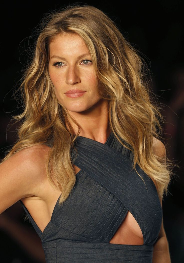 Gisele Bündchen Top Model on Forbes