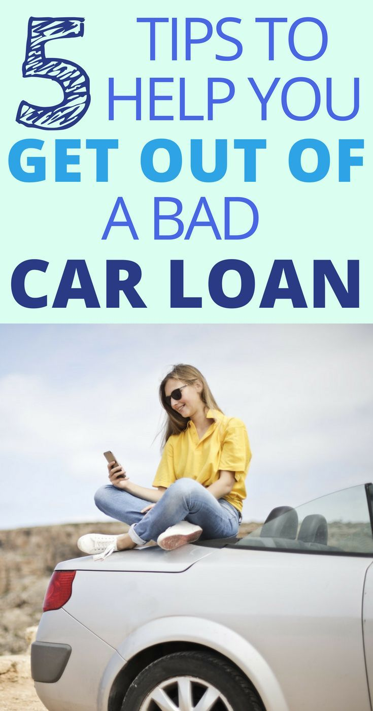 How To Get Rid Of A Car Payment Even If You Re Upside Down Car Loans Debt Free Personal Finance Lessons