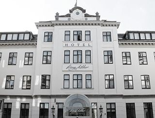 Hotel Kong Arthur - boutique hotel with lake view in Copenhagen cityArthur Hotels
