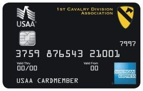 American Express |1st Cavalry Division Association | USAA