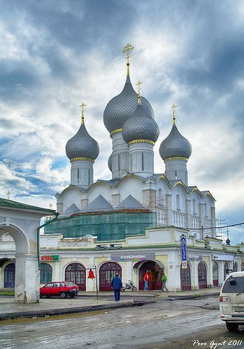 Rostov-the-Great. Assumption Cathedral. 1508—1512. Ростов Великий. Успенский собор. | Flickr - Photo Sharing!