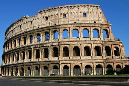 historical places | Top 10 historical places in the world: Colosseum