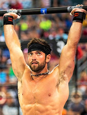 7 Days and 18 Workouts: A Typical Training Week for Rich Froning