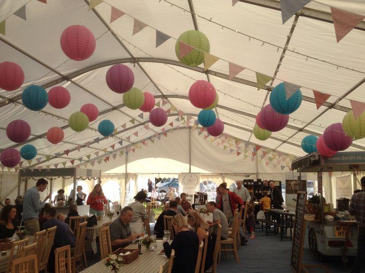 Eat Dorset Food Festival Parnham House Dorset