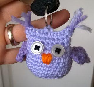 Maetel's crochet: Little Owl