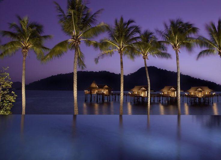 Pangkor Laut Resort, Lumut - Malaysia. Tats said good and great food