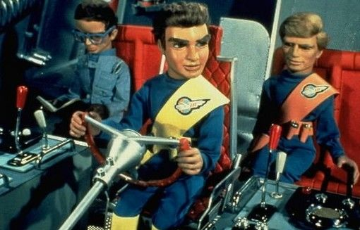 "Inventor Of ""Thunderbirds"" Has Died"