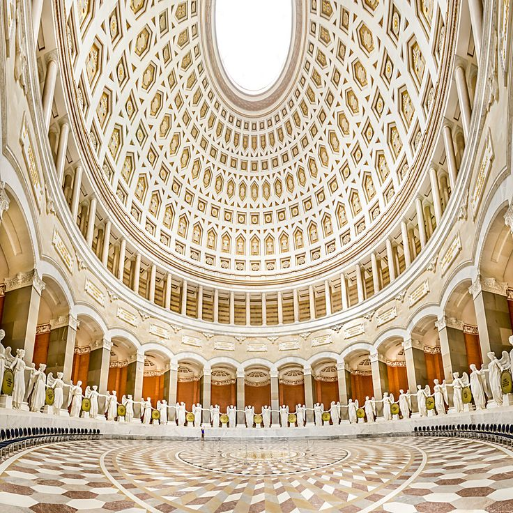 Hall of Liberation - Befreiungshalle, Kehlheim | Germany (by Wilhelm Haas)