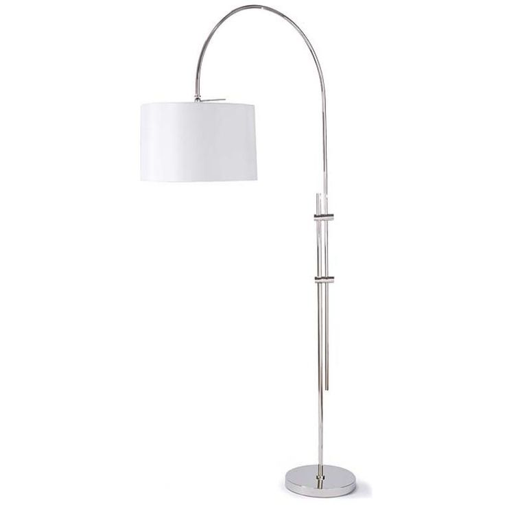 Arc floor lamp by regina andrew