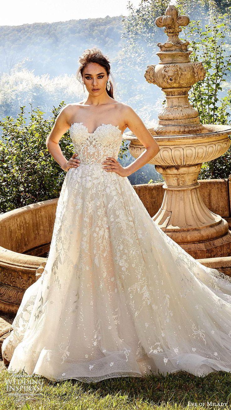 Eve of Milady Boutique Herbst 14-14 Brautkleider