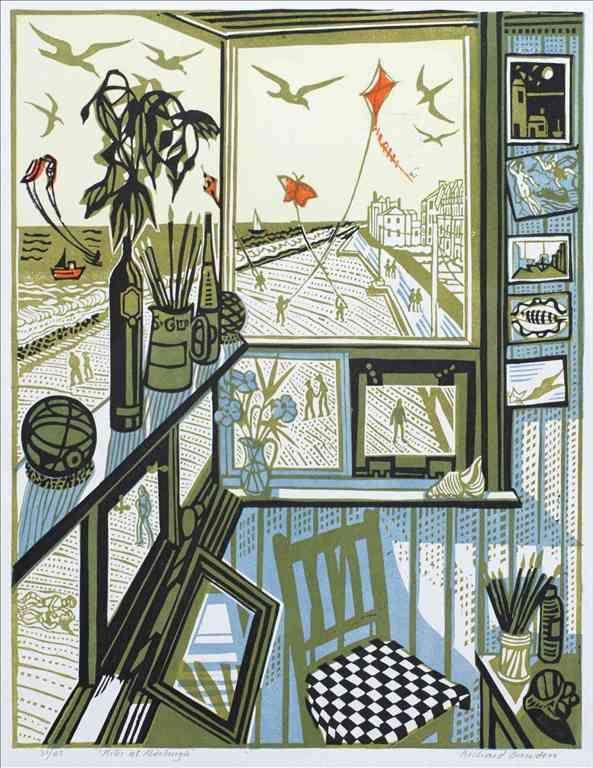 Richard Bawden - Printmaker