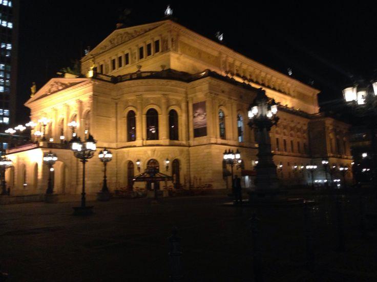 Alte Oper, #Frankfurt