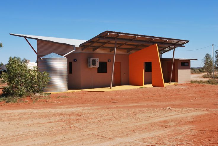 Papunya Tula Artists studio, Kiwirrkura, Gibson Desert, Western Australia.