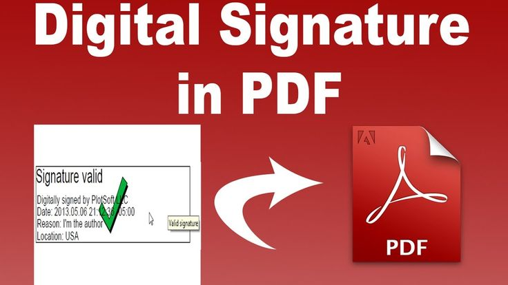 How to Create digital signature in pdf by using adobe acrobat pro