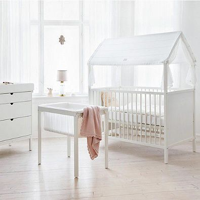 Charming Stokke Home Crib From Stokke   The Bump Baby Registry Catalog