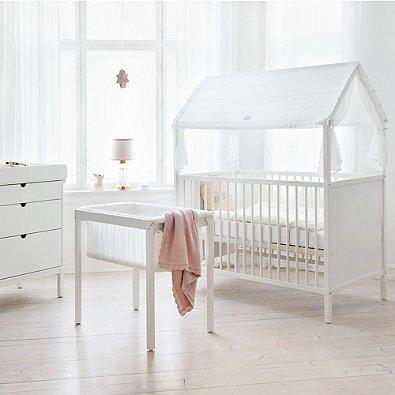 Stokke Home Crib from Stokke - The Bump Baby Registry Catalog