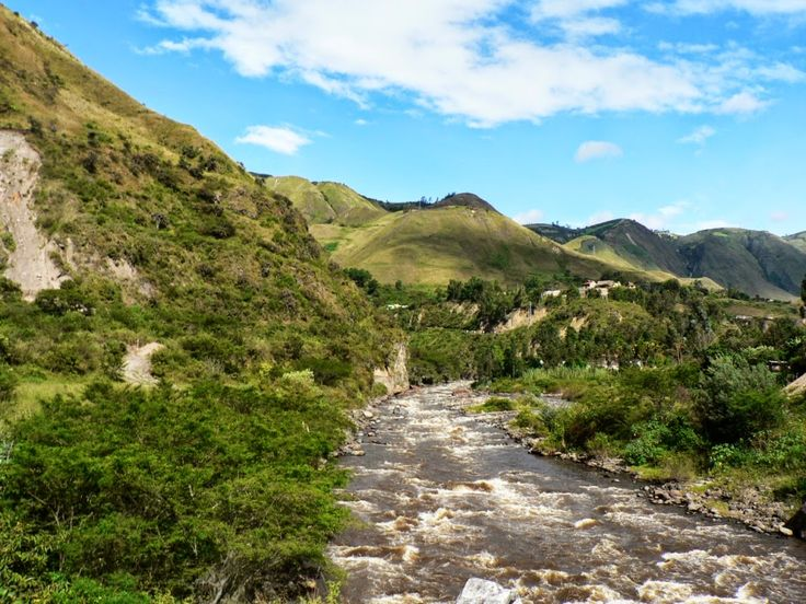 Río Guáitara Qhapaq Ñan - Colombia