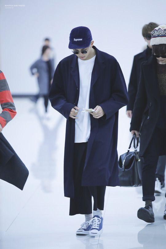 Rap Monster (Kim Namjoon [AIRPORT] 151103