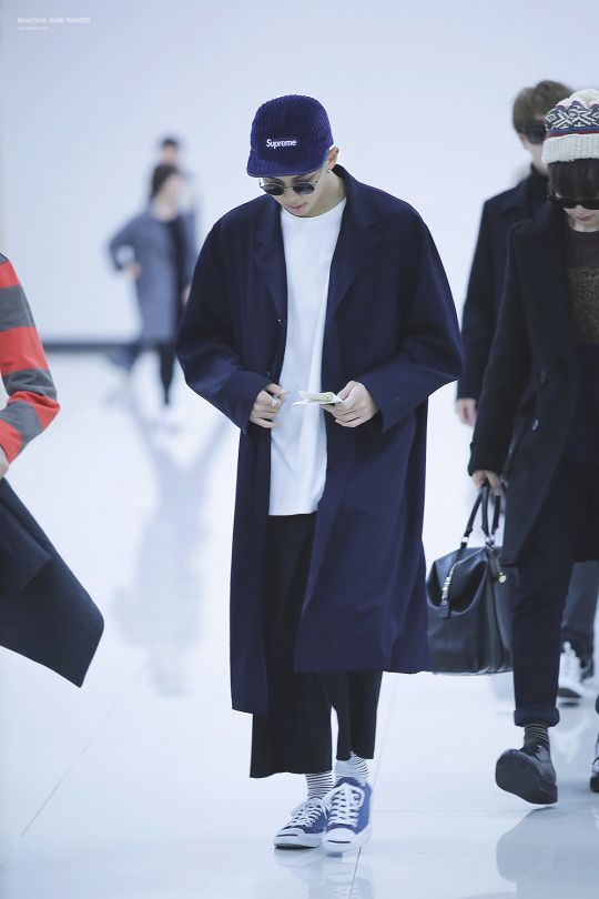 Rap Monster (Kim Namjoon [AIRPORT] 151103