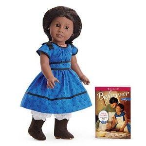 Addy Doll, Book & Accessories
