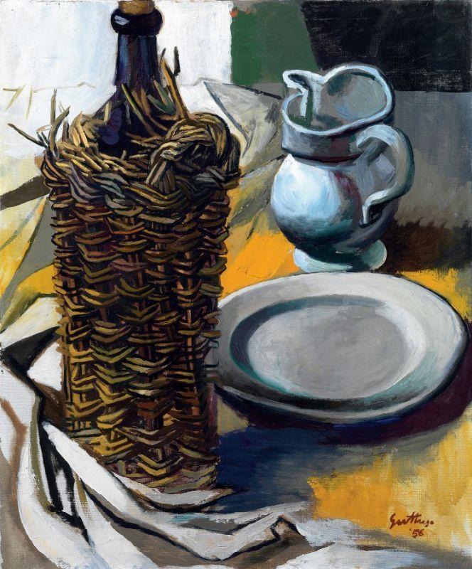 48. Natura morta - 1956