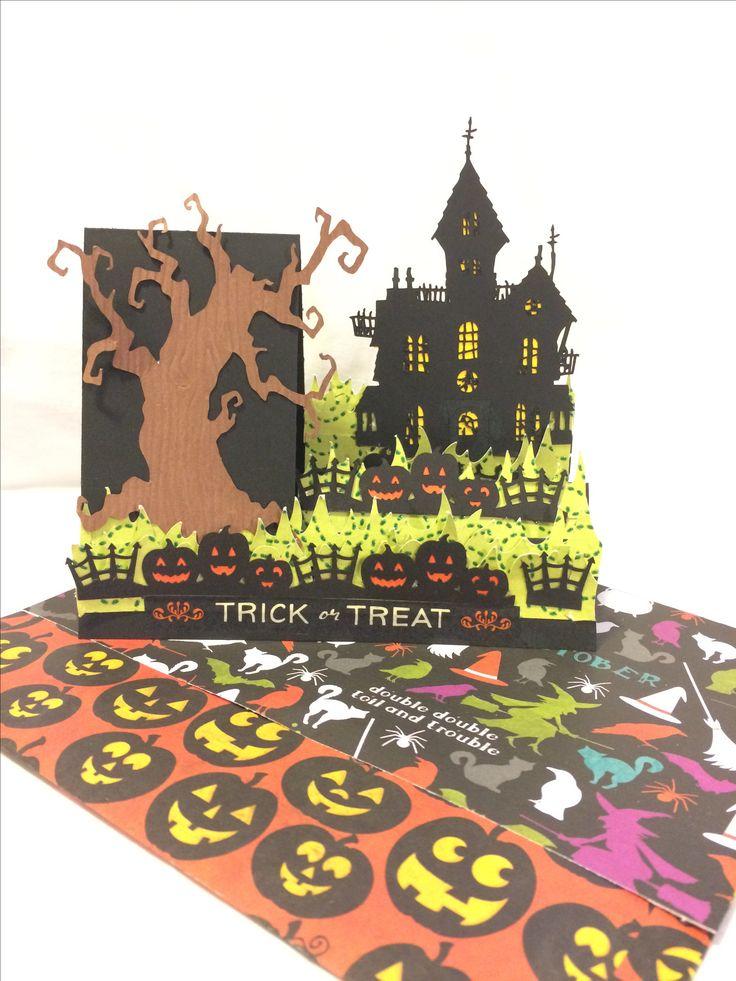 Halloween card 2017